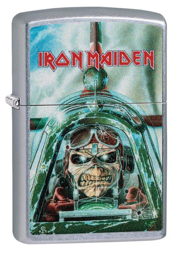 207 iron maiden
