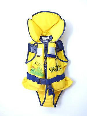 Kids safety jacket pokemon